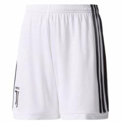 2017-2018 Juventus Adidas Home Shorts (White)