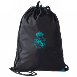 2017-2018 Real Madrid Adidas Gym Bag (Black)