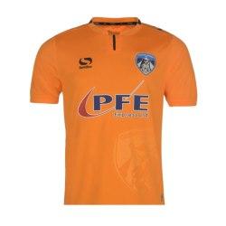 2017-2018 Oldham Athletic Sondico Away Football Shirt
