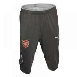 2017-2018 Arsenal Puma Three Quarter Length Pants (Dark Shadow)