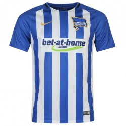 2017-2018 Hertha Berlin Home Nike Football Shirt