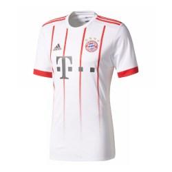 2017-2018 Bayern Munich Adidas Third Football Shirt