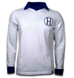 Honduras 1981 Long Sleeve Retro Shirt 100% cotton