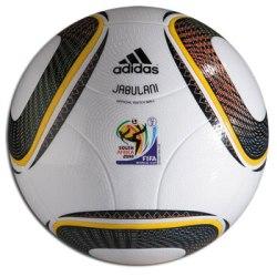 Jabulani FIFA World Cup 2010 Official Match Ball