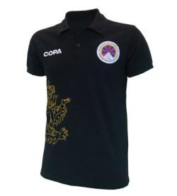 2011-12 Tibet Copa Polo Shirt (Black)