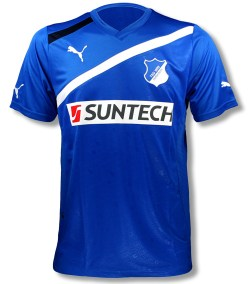 2011-12 FC Hoffenheim Puma Home Football Shirt