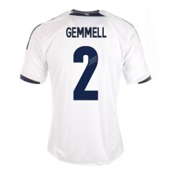 2012-13 Scotland Away Shirt (Gemmell 2)