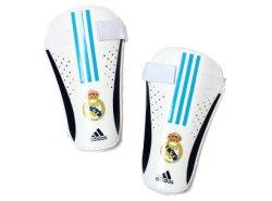 11 Lite Real Madrid Shin Guard White/Noble Blue