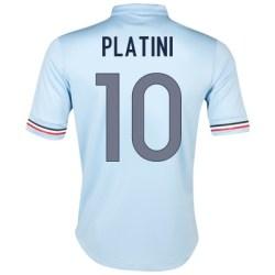 2013-14 France Away Shirt   (Platini 10) - Kids