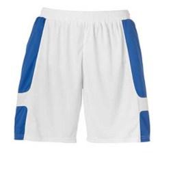 Uhlsport Cup Shorts (white-blue)