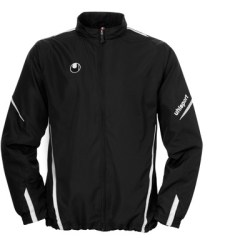 Uhlsport Team Woven Jacket (black-white)