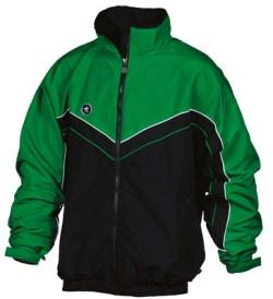 Prostar Luna Tracksuit Jacket (green-black)