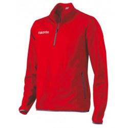Macron Opera Sweatshirt (red)