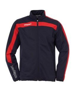 Uhlsport Liga Woven Jacket (navy-red)