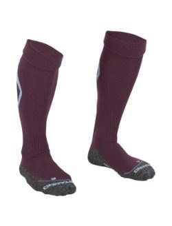 Stanno Forza Football Socks (maroon)