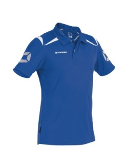 Stanno Forza Polo Shirt (blue)