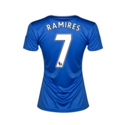 2013-14 Chelsea Ladies Home Shirt (Ramies 7)