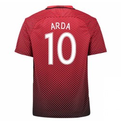 2016-17 Turkey Home Shirt (Arda 10)