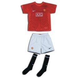 08-09 Man Utd Little Boys home