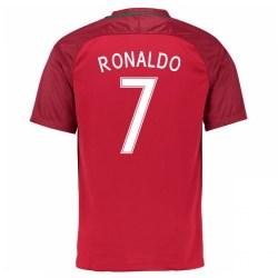 2016-17 Portugal Home Shirt (Ronaldo 7)
