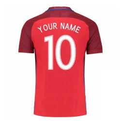 2016-17 England Away Shirt (Your Name) -Kids
