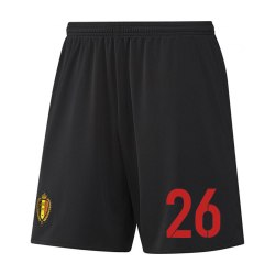 2016-17 Belgium Away Shorts (26) - Kids