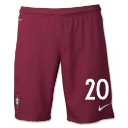 2016-17 Portugal Home Shorts (20)