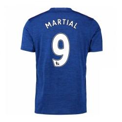 2016-17 Manchester United Away Shirt (Martial 9) - Kids