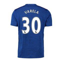 2016-17 Manchester United Away Shirt (Varela 30) - Kids
