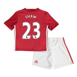 2016-17 Man United Home Baby Kit (Shaw 23)