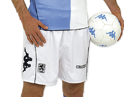 07-08 Munich 1860 home shorts