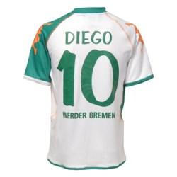 07-08 Werder Bremen away (Diego 10)
