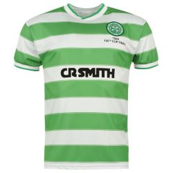 Score Draw Celtic 1985 Home Shirt