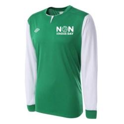 Non-League Day Official Football Shirt (Green)