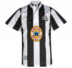 Score Draw Newcastle United 1996 Home Shirt