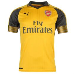 2016-2017 Arsenal Puma Away Football Shirt