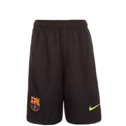2016-2017 Barcelona Home Nike Goalkeeper Shorts (Black)