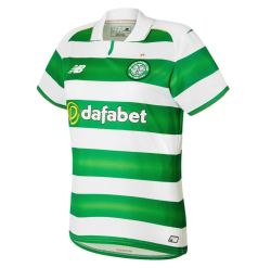 2016-2017 Celtic Home Ladies Football Shirt
