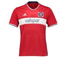 2016 Chicago Fire Adidas Home Football Shirt