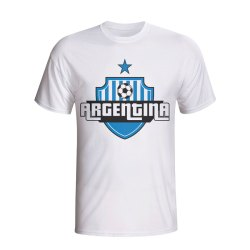 Argentina Country Logo T-shirt (white)