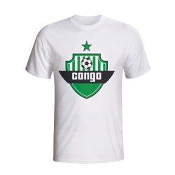 Congo Country Logo T-shirt (white)