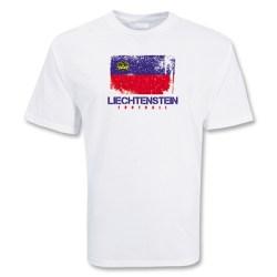 Leichtenstein Football T-shirt