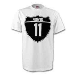 Pavel Nedved Juventus Crest Tee (white)