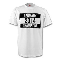 2014 Champions Tee (white)