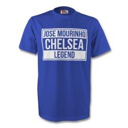 Jose Mourinho Chelsea Legend Tee (blue)