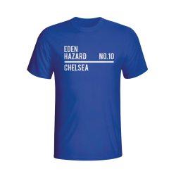 Eden Hazard Chelsea Squad T-shirt (blue)