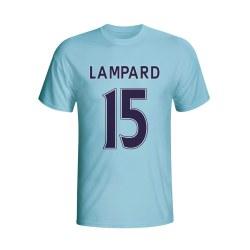 Frank Lampard Man City Hero T-shirt (sky) - Kids