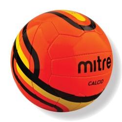 Mitre Calcio 18 Panel Training Ball (orange)
