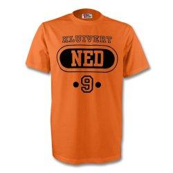 Patrick Kluivert Holland Ned T-shirt (orange)