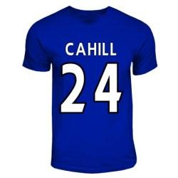 Gary Cahill Chelsea Hero T-shirt (royal Blue)